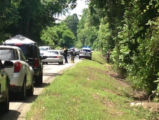 body found betty manley road