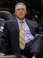 Kevin Pritchard, who was the Pacers general manager, will step into the job Larry Bird relinquished.