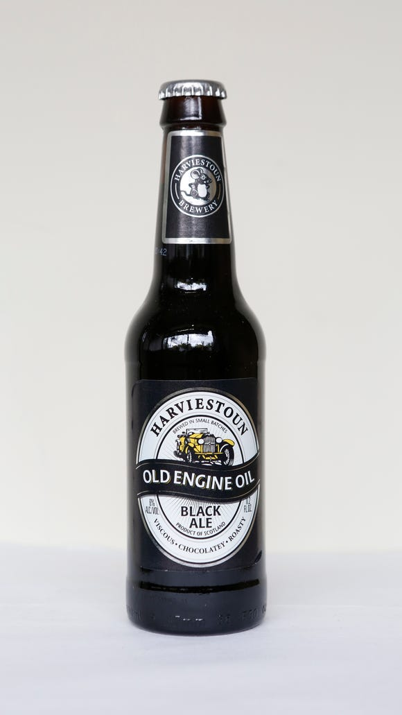 Harveistoun Old Engine Oil at Half Time Beverage in Mamaroneck, the store with the world's largest selection of beer.