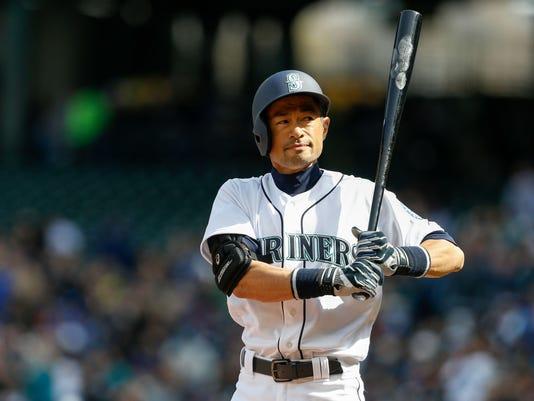 save off 6f54b 9c3e6 Ichiro Suzuki: Mariners great insists he's not retiring