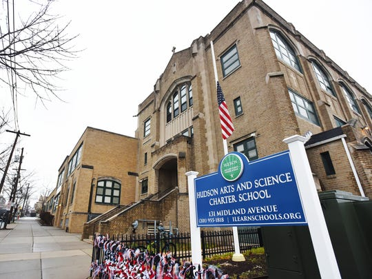 Hudson Arts and Science Charter School, 131 Midland Ave. in Kearny.