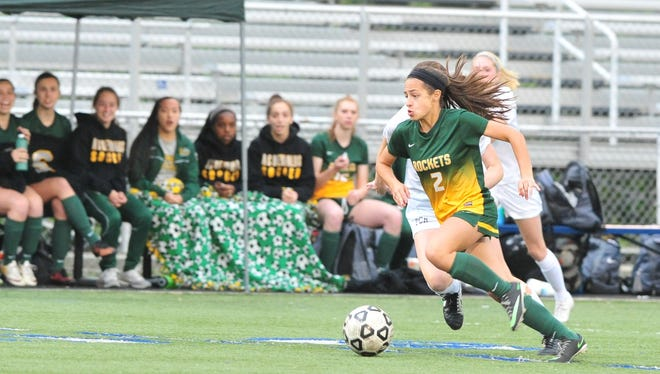 Reynolds junior Pali Smith has committed to play college soccer for Lees-McRae.