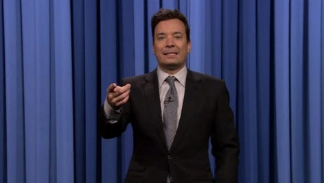 Jimmy Fallon targeted Mississippi Sen. Roger Wicker in his Thursday monologue.