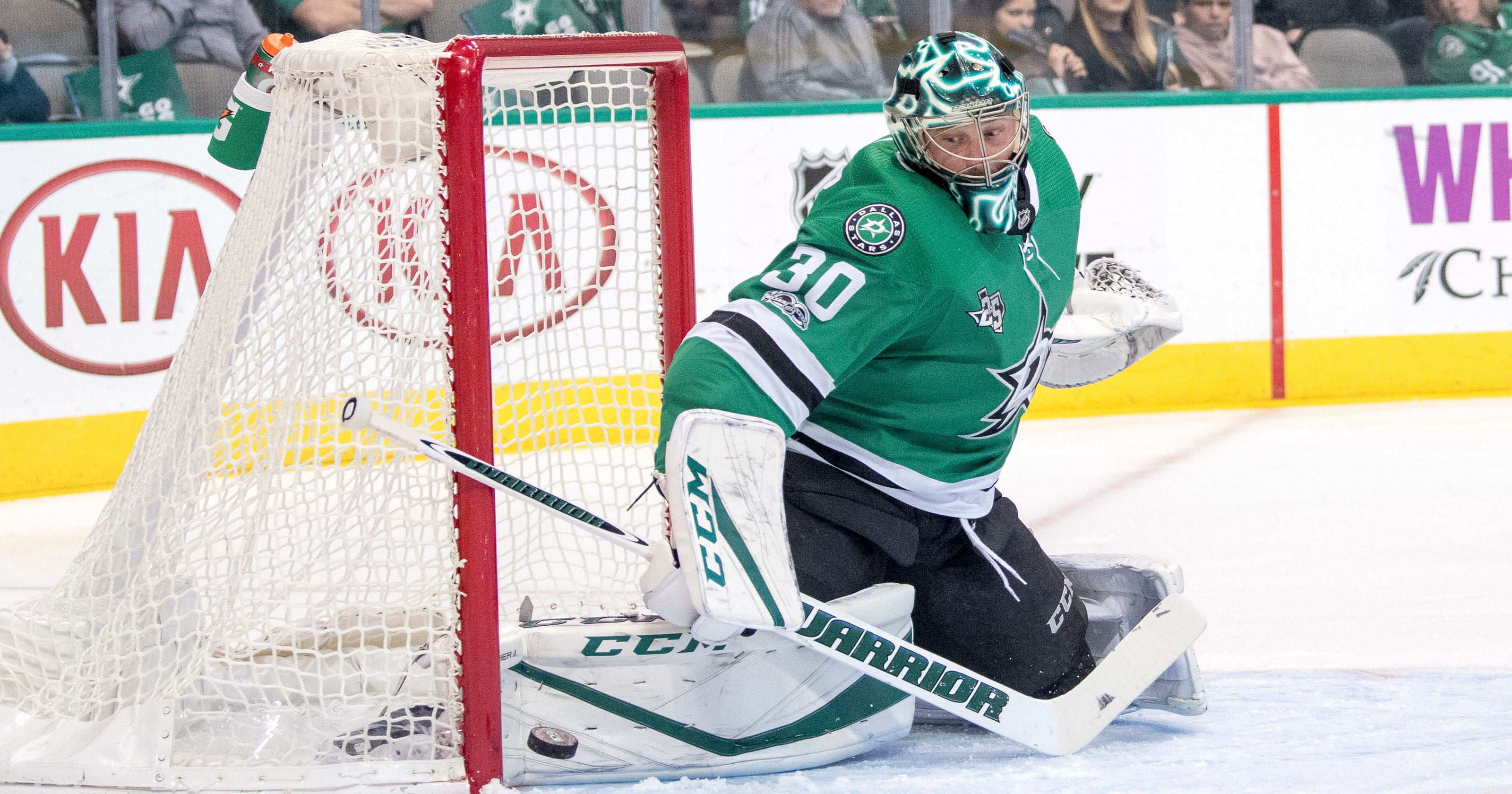 Ben Bishop  Stars goalie quickly becoming a difference maker db275471f