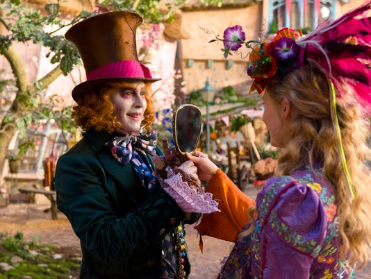 """""""Alice Through the Looking Glass"""""""