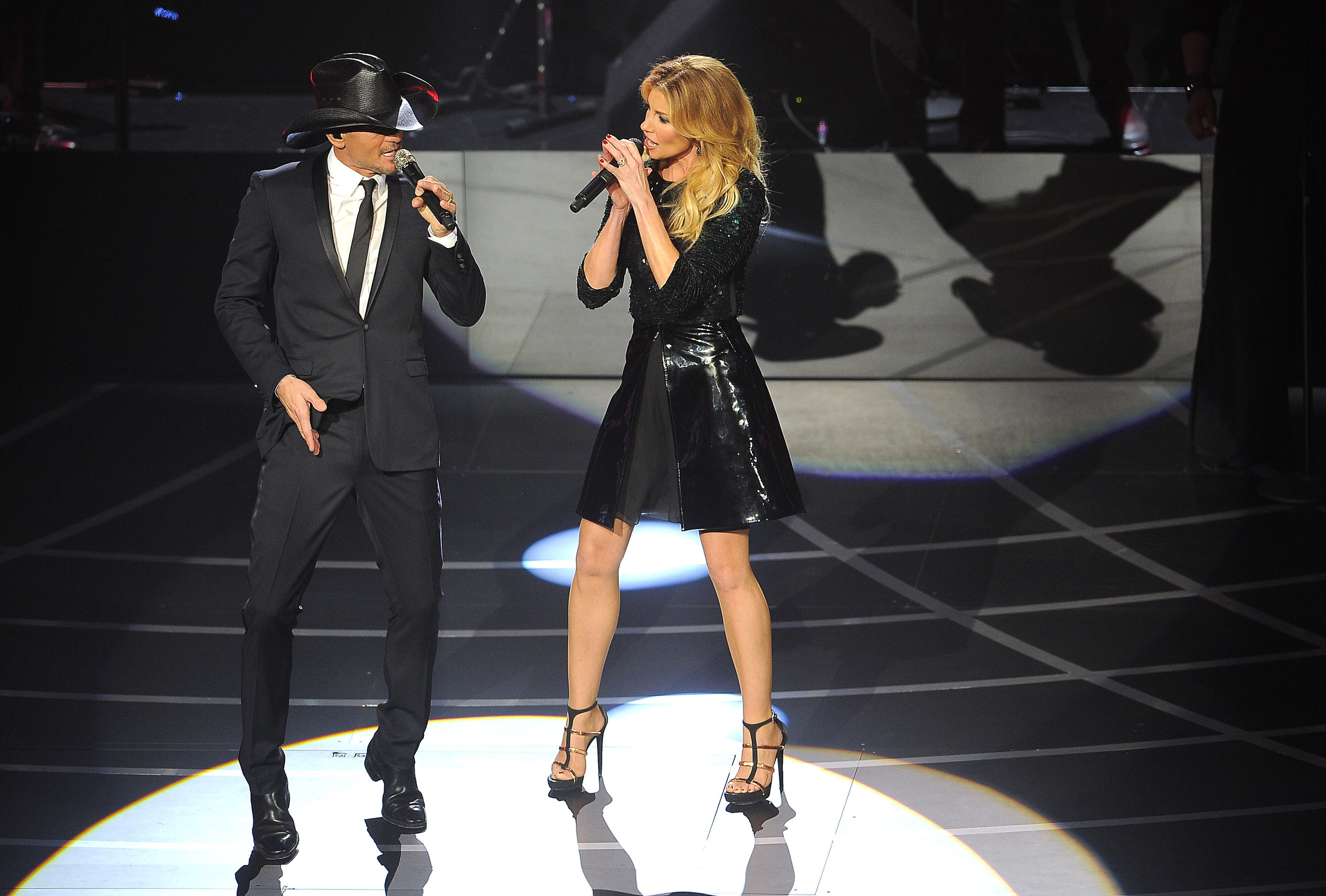 Are Tim McGraw and Faith Hill the mysterious Sam \u0026 Audrey?