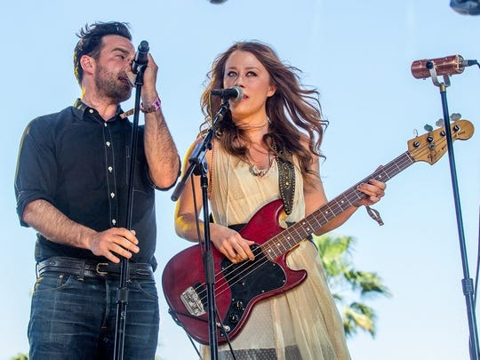 The Lone Bellow will perform on Oct. 30 at Old National Centre.