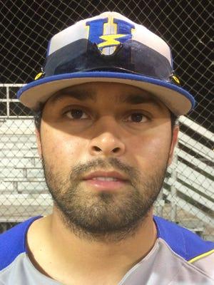 Henderson Flash catcher Fernando Villegas