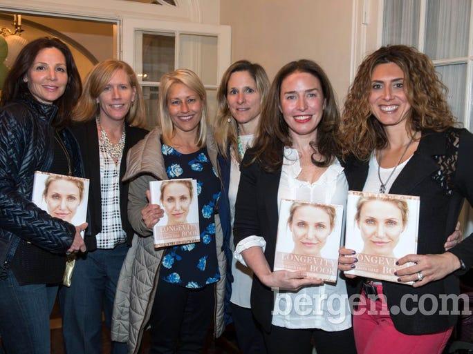 Jenn Schnell, Angie Stoehr, Daria Linnington, Ann Alvarado, Jen Ban and Pamela Lobosco (Photo by Jeremy Smith)