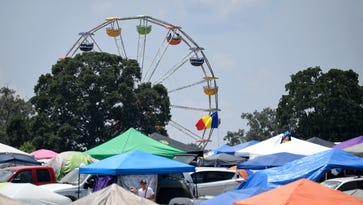 Bonnaroo 2018: Hundreds arrested, cited at music festival