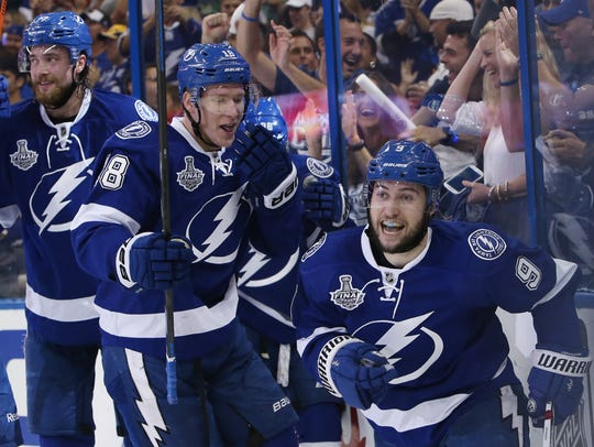 Tampa Bay Lightning coach Jon Cooper is tempted to