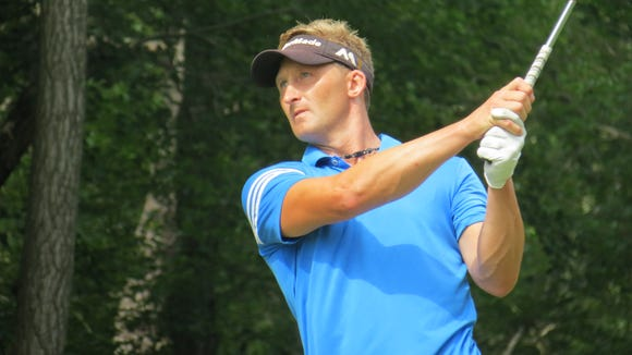 Tyler Hall of Upper Montclair CC is among the New Jersey golfers competing at the 102nd Met Open Championship.