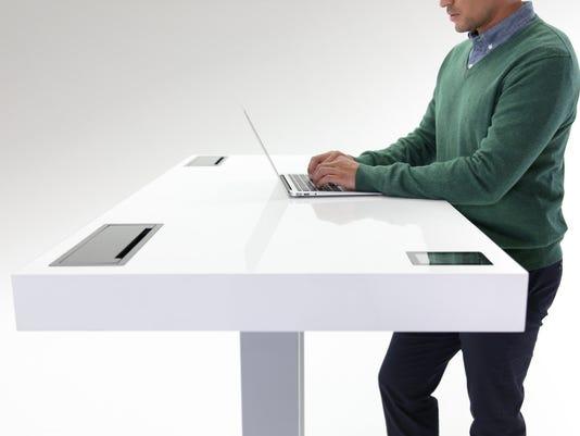 Digital Life-Review-Smart Desk