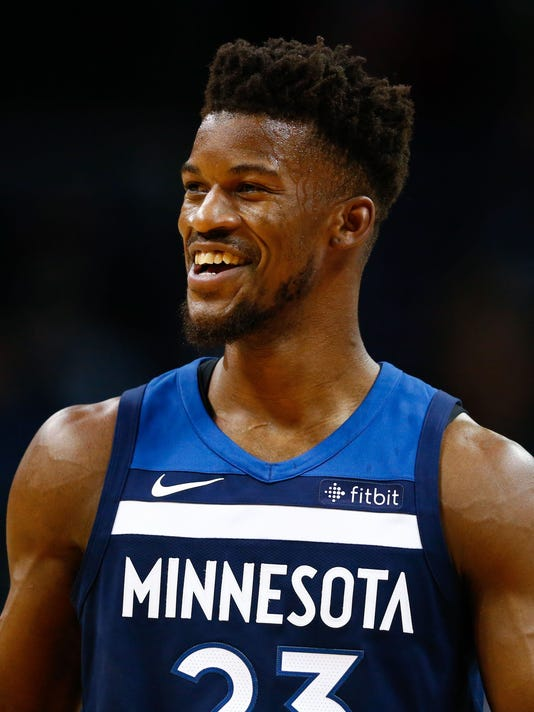 NBA: Minnesota Timberwolves at Charlotte Hornets