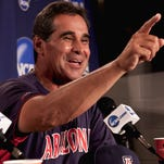 Three-time national coach of the year Andy Lopez is retiring after 14 years as Arizona's head baseball coach.