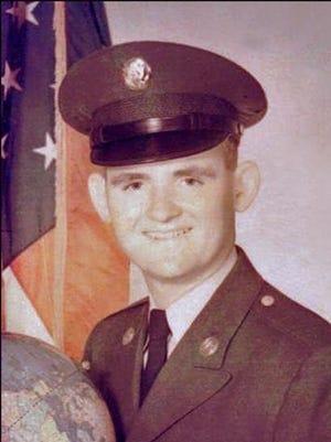 U.S. Army Sgt. Glen Millinger, of Oak Harbor.