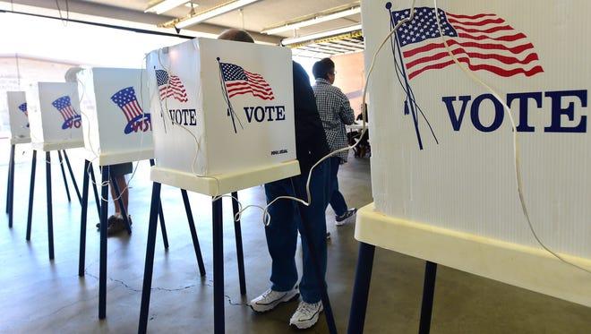 Buscan motivar a latinos a salir a votar.
