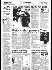 This Week in BC Sports History - June 11, 1985