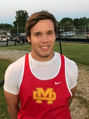 Mater Dei discus champ Michael Boots