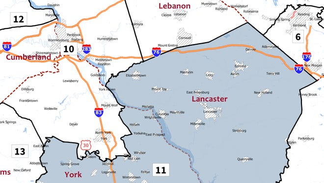 The 11th Congressional District