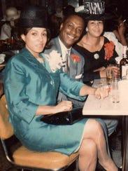 Debra Burris' late mother, Anita Kendrick (left), thoroughly