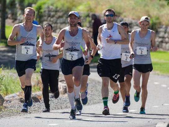 Prominence Health Plan finished second during the Reno