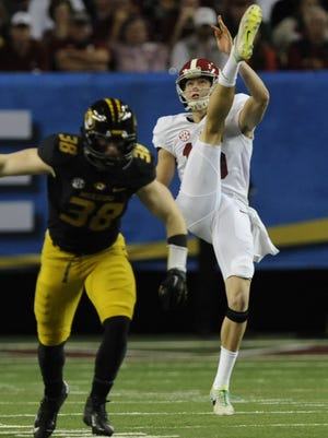 Alabama freshman punter JK Scott was named to several All-Bowl teams after his Sugar Bowl performance against Ohio State.