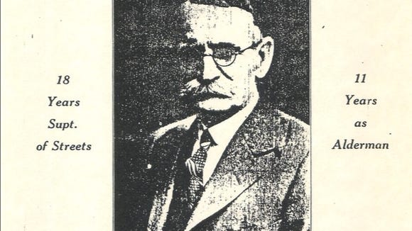 Reid was elected to the post of city commissioner for Sioux Falls in 1928.