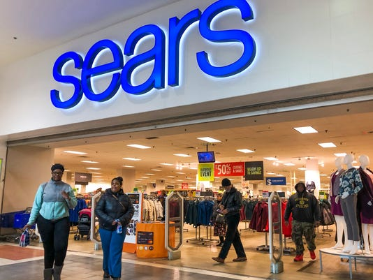 EPA USA SEARS FACES LIQUIDATION EBF COMPANY INFORMATION USA IL