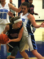 Livonia Stevenson played lock-down defense, forcing