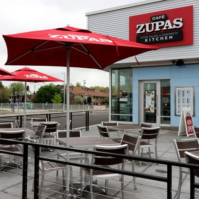 Cafe Zupas, first in Wisconsin, now open in Greenfield
