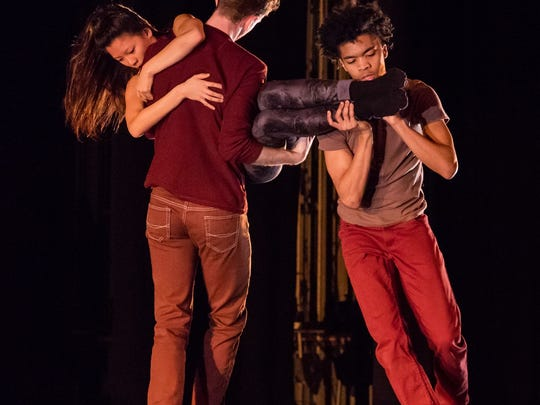 An internationally renowned choreographer worked with students to present a contemporary ballet that will be part of Danstage 2017 at the University of Wisconsin-Stevens Point
