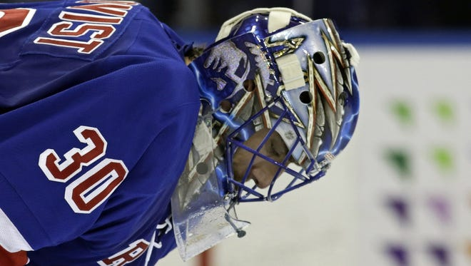 Henrik Lundqvist, fresh off the World Cup of Hockey, still uses the Stanley Cup as his motivation.