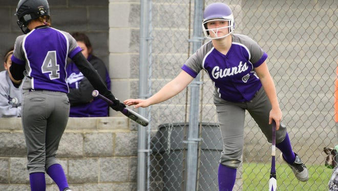Chloe Swaisgood of Fremont Ross was recognized first-team all-TRAC.