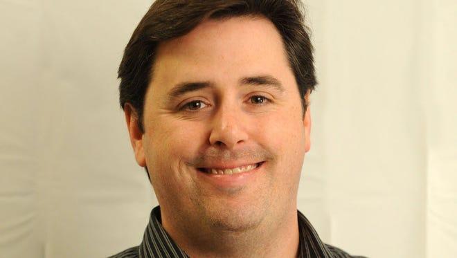 Jason Munz, Southern Miss sports reporter