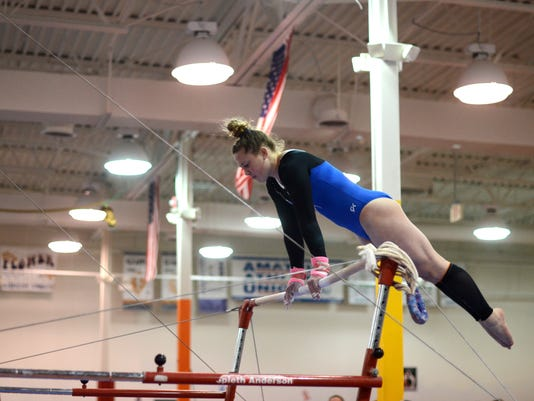 PTH0223 PORT HURON GYMNASTICS