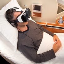 Qantas to test virtual reality headsets as for in-flight entertainment