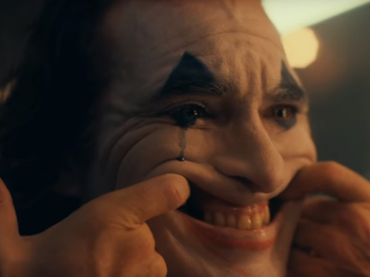 Joaquin Phoenix will be the latest actor to don the face paint and trademark wide smile of the Joker in theaters this October.