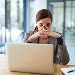 Exclusion at work worries team member