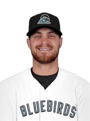 Justin Grimm is a member of the Nashville Bluebirds,