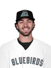 Dansby Swanson is a member of the Nashville Bluebirds, the ultimate fantasy baseball team.