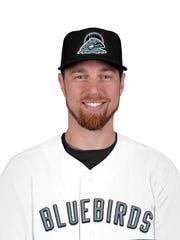 Ben Zobrist is a member of the Nashville Bluebirds, the ultimate fantasy baseball team .