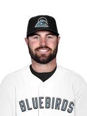 Curt Casali is a member of the Nashville Bluebirds, the ultimate fantasy baseball team.