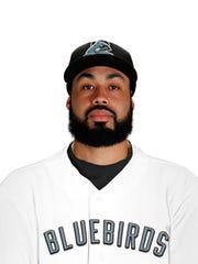 Pedro Alvarez is a member of the Nashville Bluebirds,