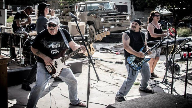 Mister HYDE will perform at a fundraiser for Bikers Against Child Abuse on Saturday at Mike's Tavern in Cedar City.