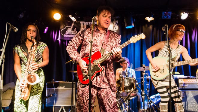 Igor & The Red Elvises will play at the Grand Theatre June 5.