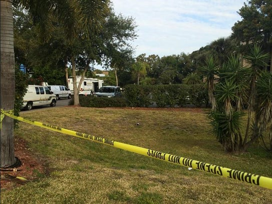 The shooting occurred around 3 a.m. on December 21,