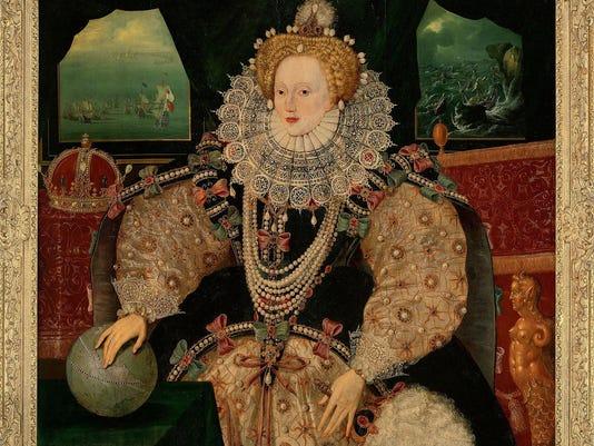 Britain Royal Portrait