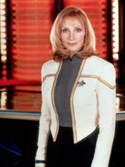 """Gates McFadden is best-known as Dr. Beverly Crusher for six seasons on """"Star Trek: The Next Generation"""""""