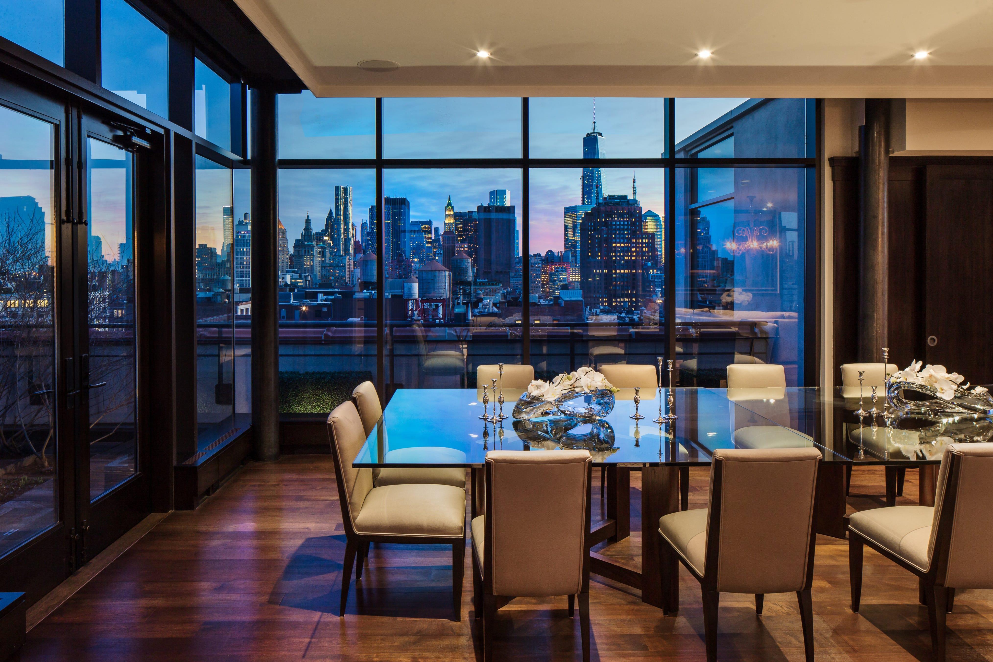 Jon Bon Joviu0027s $37.5 Million New York City Penthouse Is On The Market.  (Photo: TopTenRealEstateDeals.com)